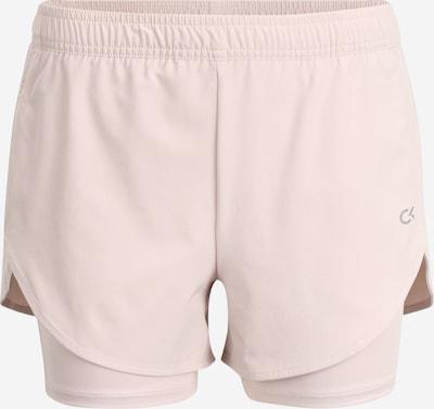 Sportinės kelnės iš Calvin Klein Performance , spalva - purpurinė / rožių spalva, Prekių apžvalga