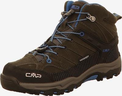 CMP Wanderschuh 'Rigel' in blau / dunkelbraun / schwarz, Produktansicht