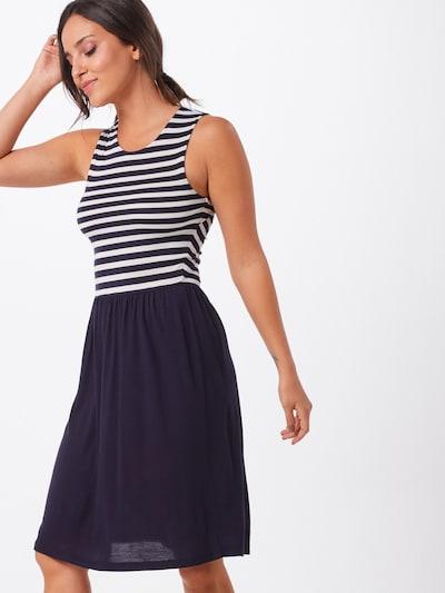 Suknelė 'LADETTE' iš ONLY , spalva - mėlyna / balta, Modelio vaizdas