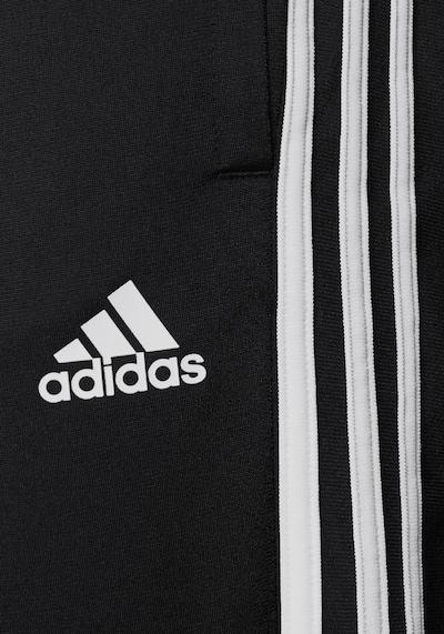 ADIDAS PERFORMANCE Trainingsanzug '3 Stripes' in blau / schwarz / weiß, Produktansicht