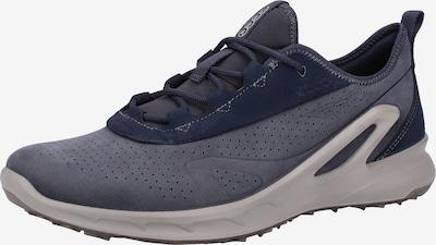 ECCO Sneakers laag in de kleur Duifblauw / Donkerblauw, Productweergave
