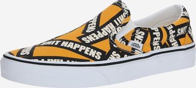 VANS Sneaker  'UA Classic Slip-On' in orangerot / schwarz, Produktansicht