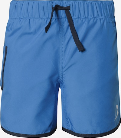 FINKID Badeshorts AALTO mit UV-Schutz 50+ in blau, Produktansicht