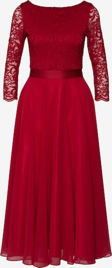 SWING Kleid in weinrot, Produktansicht