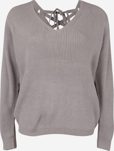 Megztinis iš Urban Classics Curvy , spalva - pilka, Prekių apžvalga