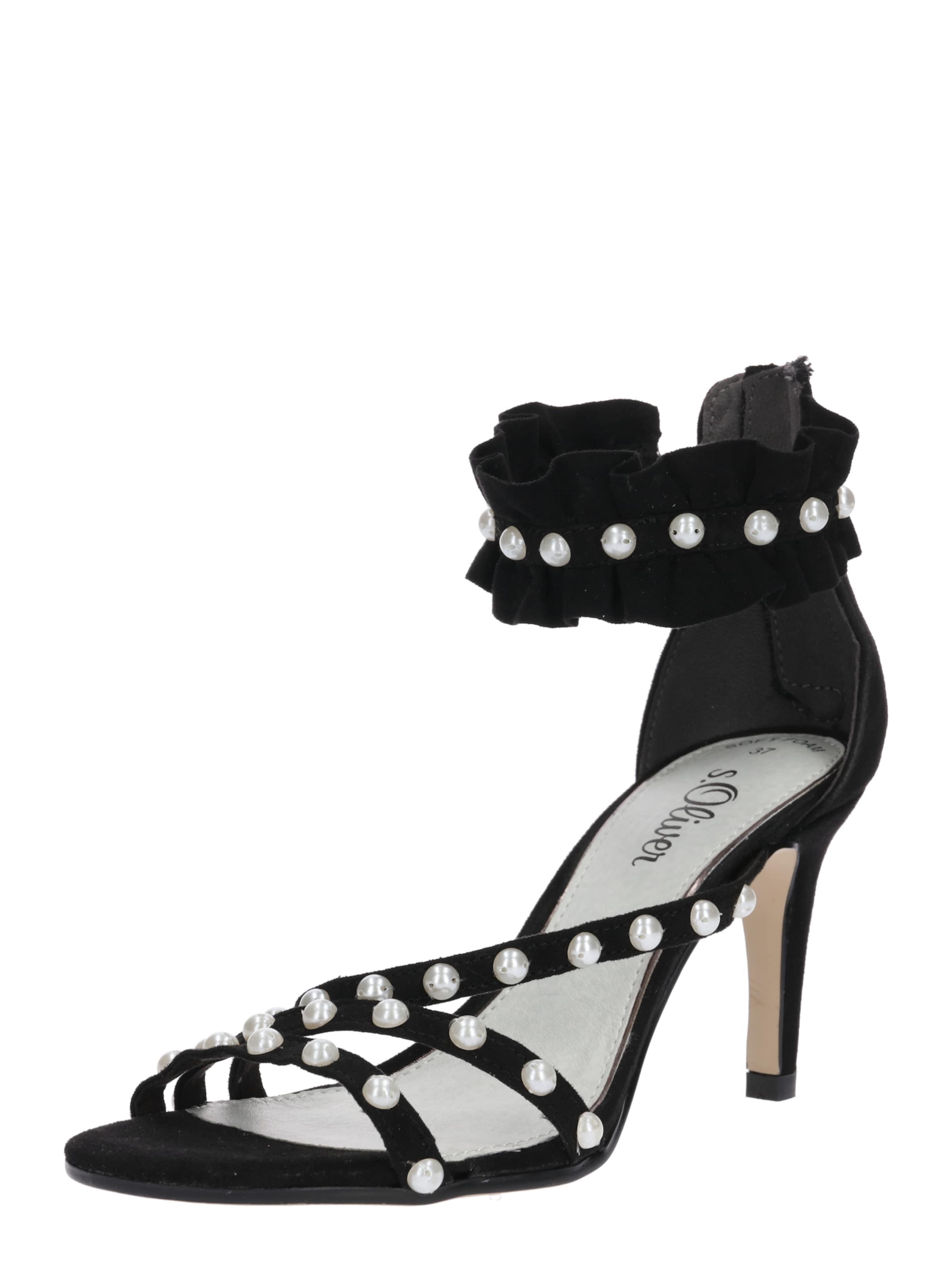 s.Oliver RED LABEL | High Heels Schuhe Gut getragene Schuhe