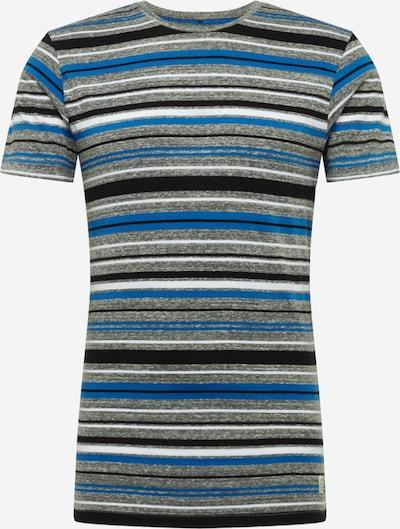 BLEND T-Krekls pieejami zils / pelēks, Preces skats