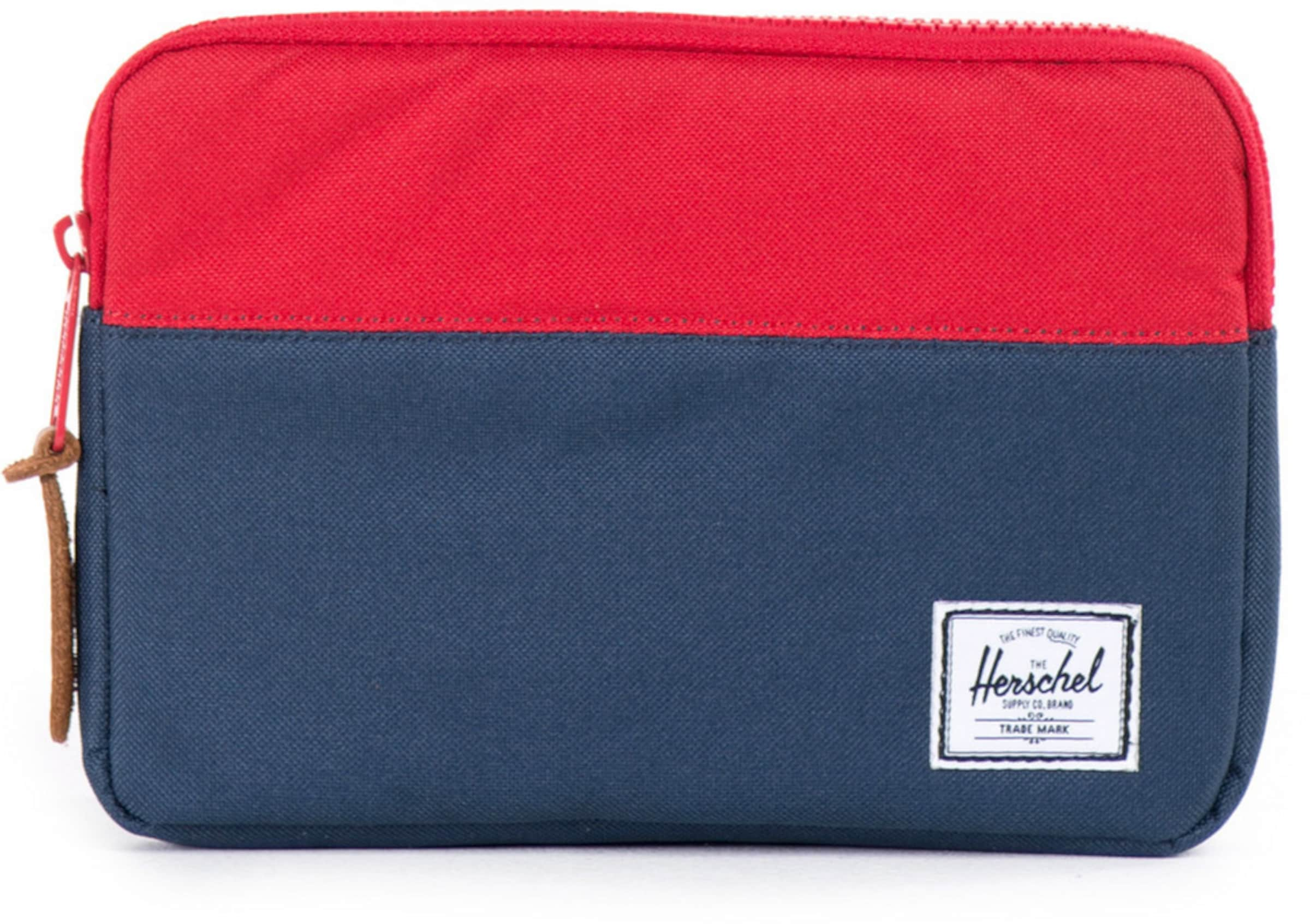 Herschel Tablet Tasche 'Anchor Sleeve, iPad Mini, Navy/Red'