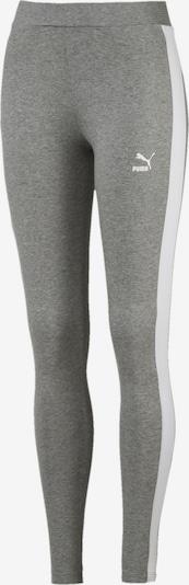 PUMA Leggings 'Classics' in de kleur Grijs gemêleerd, Productweergave