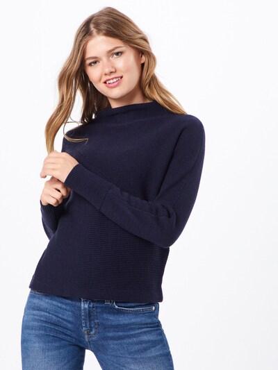 OPUS Pullover 'PERKINA' in dunkelblau, Modelansicht