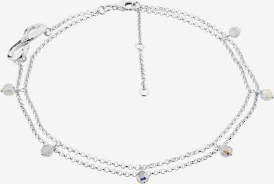 Nenalina Fußkette 'Infinity' in silber, Produktansicht