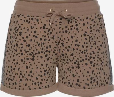 BUFFALO Shorts in braun, Produktansicht