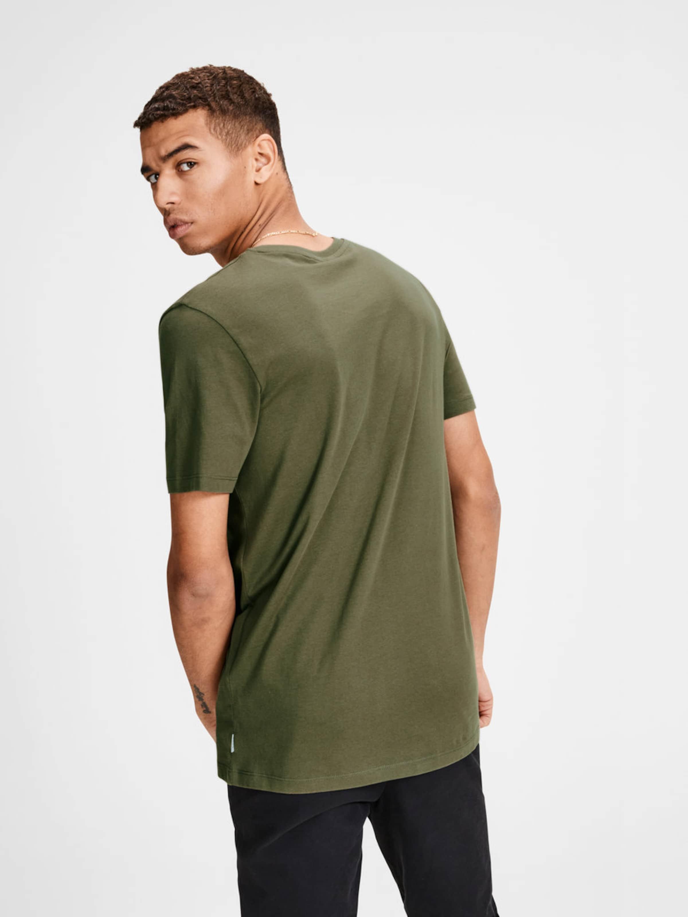 JACK & JONES T-Shirt Grafik Verkauf Sast Footlocker Zum Verkauf Günstig Kaufen Modisch Frei Versandkosten Wahl Günstig Online 94QGd