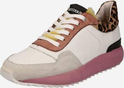 BLACKSTONE Sneakers in mischfarben / weiß, Produktansicht