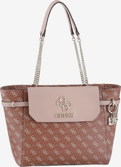 GUESS Shopper 'Esme' in beige / chamois: Frontalansicht