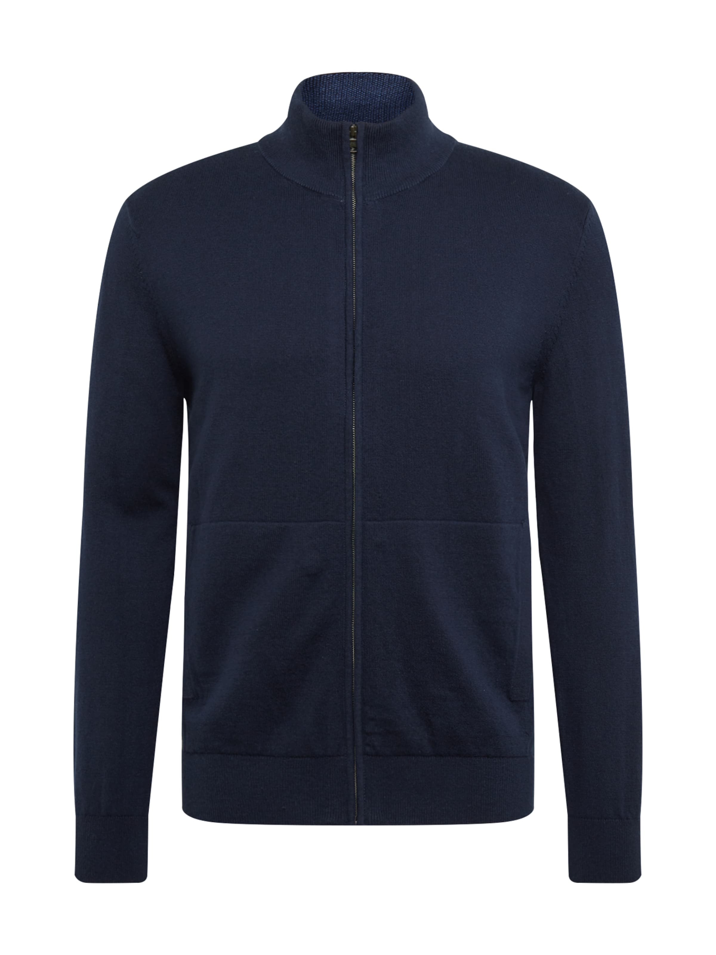 Zip' 'pcc Navy Full Tipped Republic Strickjacke In Banana vNwn0mO8