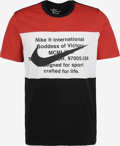 NIKE T-Shirt ' Sportswear Swoosh ' in mischfarben, Produktansicht