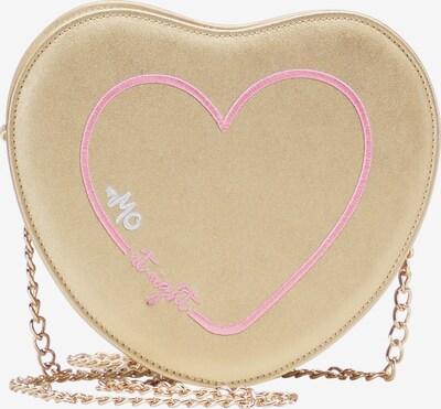 myMo at night Abendtasche in gold / pink / weiß, Produktansicht