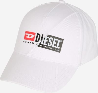 DIESEL Cap in weiß, Produktansicht