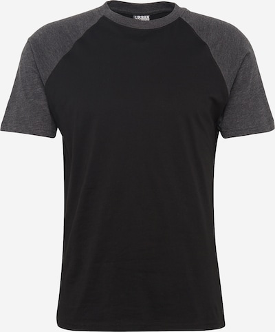 Urban Classics Tričko - tmavě šedá / černá, Produkt