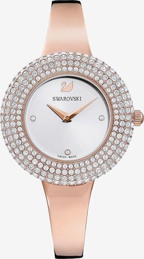 Swarovski Uhr 'Crystal Rose' in rosegold / silber, Produktansicht