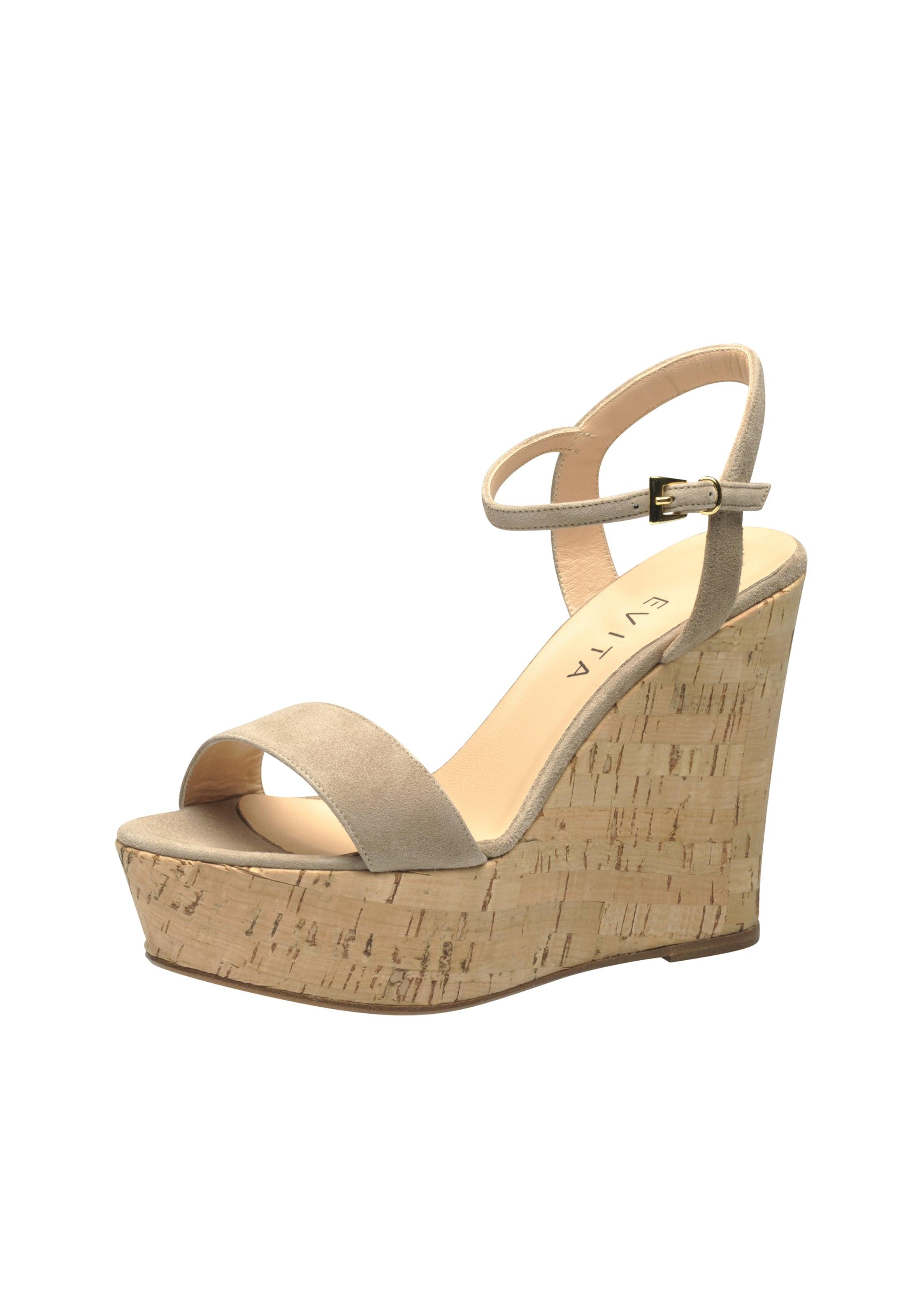 EVITA Keilsandalette Günstige und langlebige Schuhe