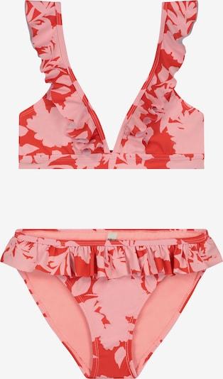 Shiwi Bikini 'girls isla tropica' en rose / rouge, Vue avec produit