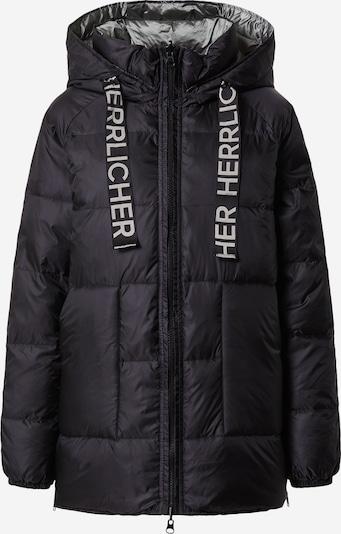 Žieminė striukė 'Tola' iš Herrlicher , spalva - juoda / Sidabras, Prekių apžvalga