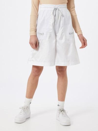 Nike Sportswear Bikses 'Up in Air' pieejami balts, Modeļa skats