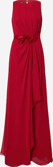 Rochie de seară STAR NIGHT pe roșu, Vizualizare produs