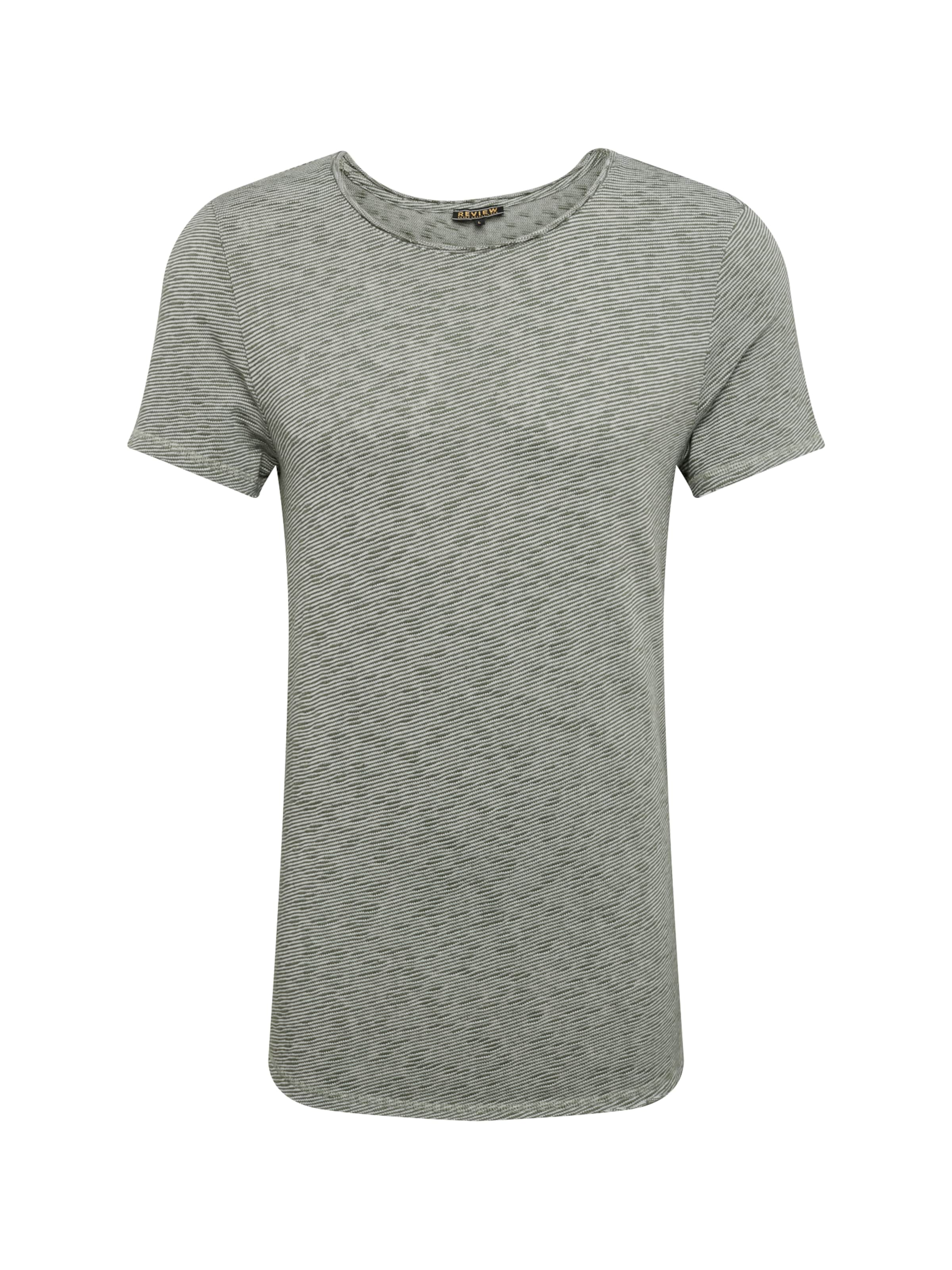 shirt In Dunkelgrün T 'yarndyedslubstri' Review ZOkXilPuTw