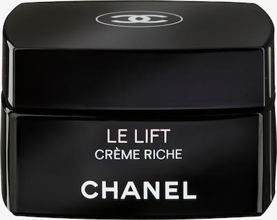 CHANEL 'Le Lift Crème Riche', Gesichtscreme in schwarz, Produktansicht