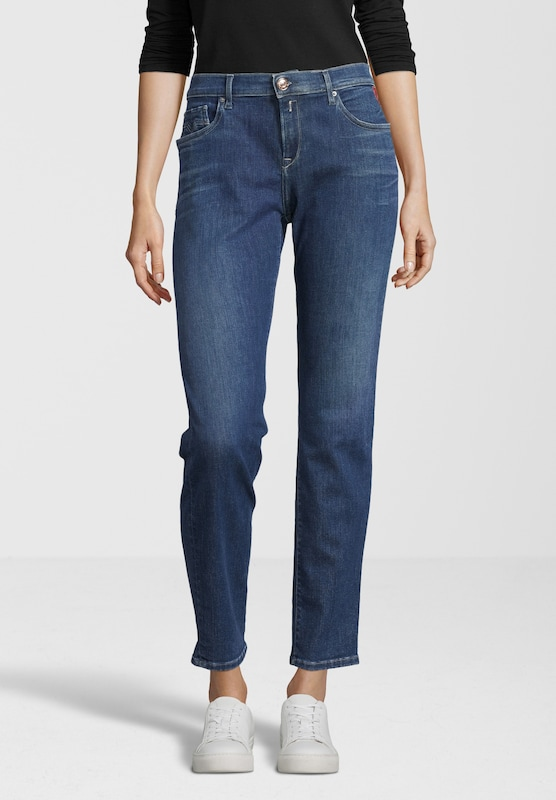 REPLAY Jeans 'Vivy' in blue denim: Frontalansicht