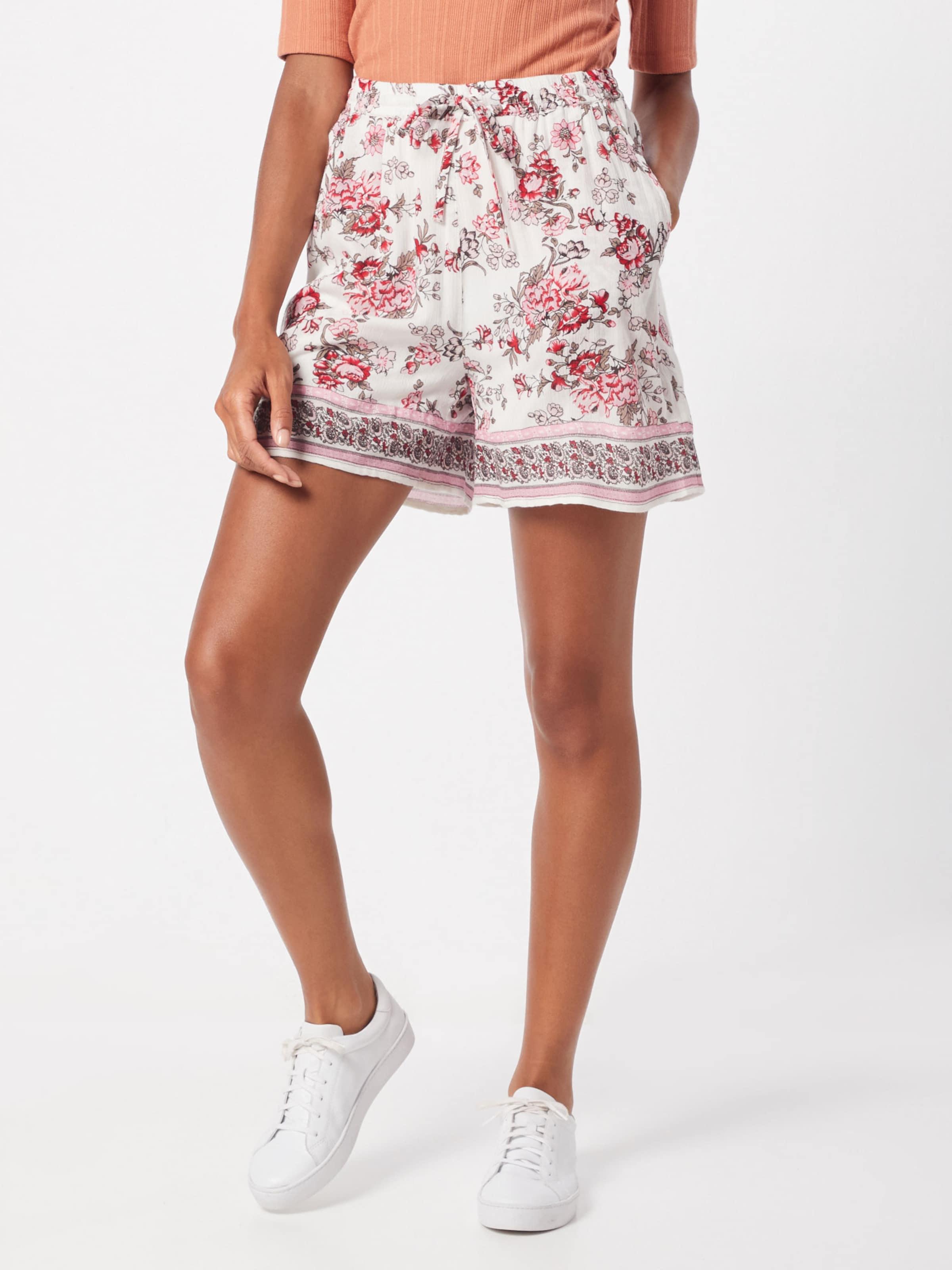 In Vila MischfarbenWeiß Shorts Shorts' 'vitropaz eCdBoQrxWE