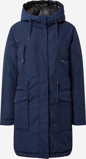 Pepe Jeans Manteau d'hiver 'Rebecca' en bleu marine, Vue avec produit
