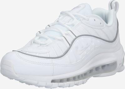 Nike Sportswear Baskets basses 'Air Max 98' en blanc, Vue avec produit