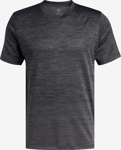 ADIDAS PERFORMANCE Shirt in dunkelgrau, Produktansicht