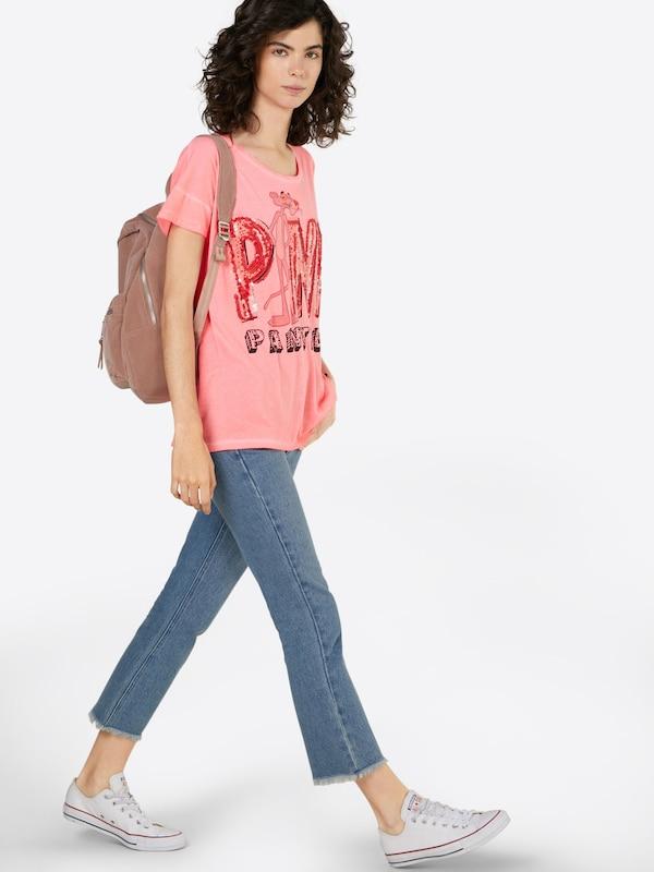 Frogbox Shirt 'Pink Panther'