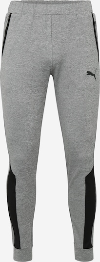 PUMA Sportske hlače u siva, Pregled proizvoda