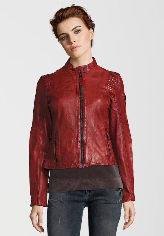 Gipsy Leather Jacket Elyssa
