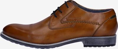 barna bugatti Fűzős cipő, Termék nézet