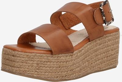 MTNG Sandale 'OBI' in sand / braun, Produktansicht