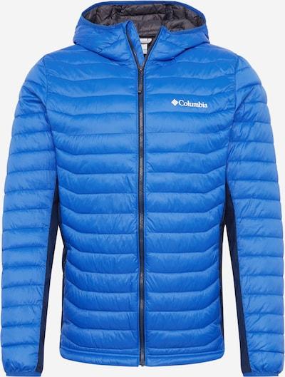 COLUMBIA Veste de sport en bleu, Vue avec produit