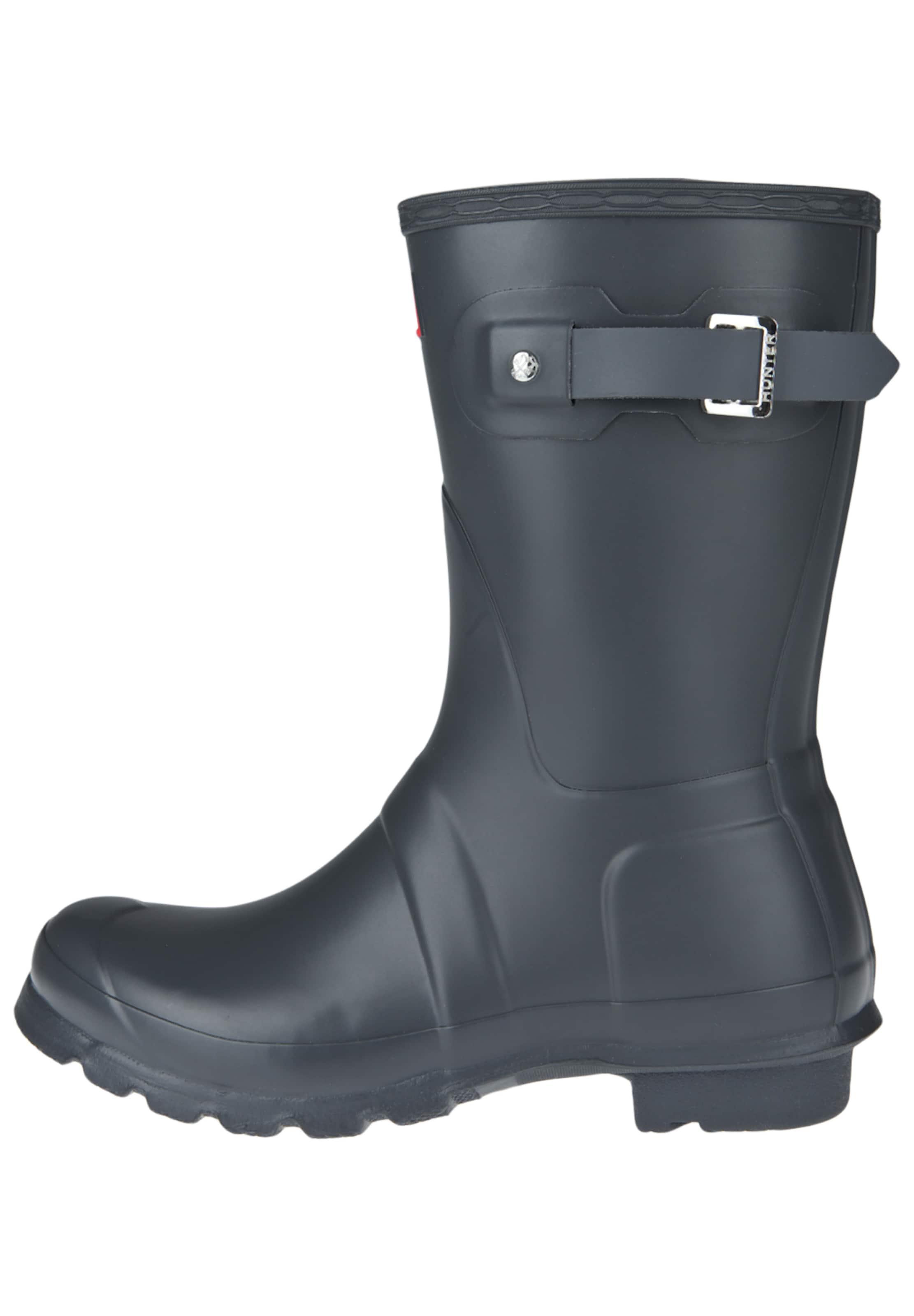 HUNTER Gummstiefel ORIGINAL SHORT Verschleißfeste billige Schuhe
