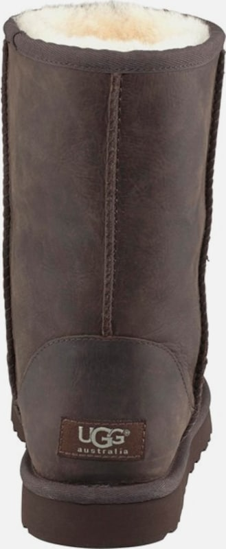 UGG Stiefel 'Classic Short Leather'