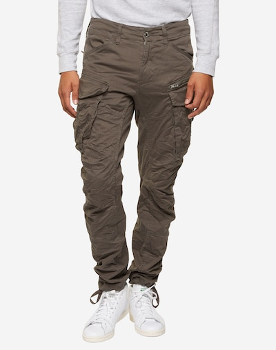 G-Star RAW Cargohose 'Rovic 3D Tapered' in khaki, Modelansicht