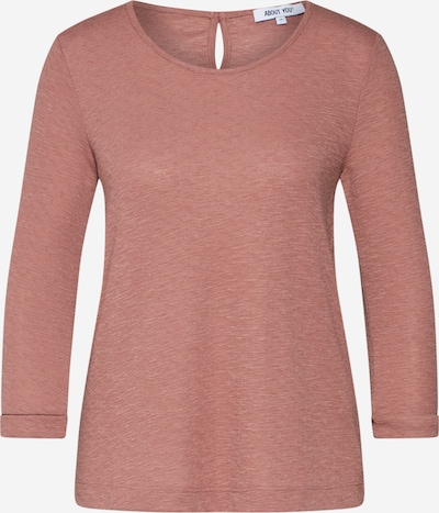 ABOUT YOU Pull-over 'Larisa' en rose, Vue avec produit