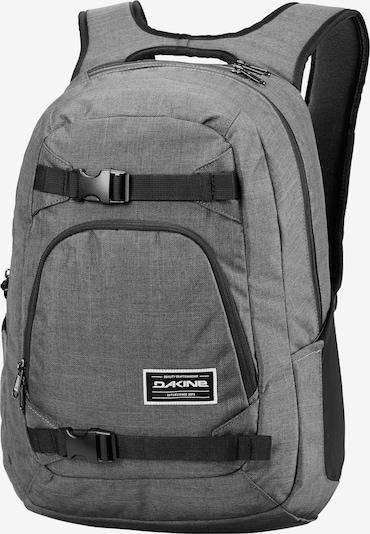 DAKINE Rucksack 'Explorer' in basaltgrau / schwarz, Produktansicht