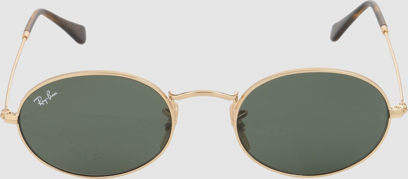 Ray-Ban Casual Sonnenbrille 'OVAL'