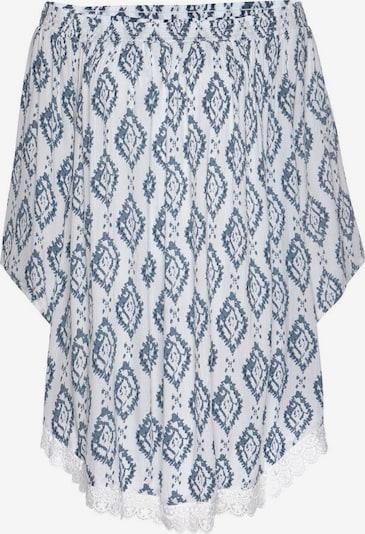s.Oliver Tunika in blau / weiß, Produktansicht